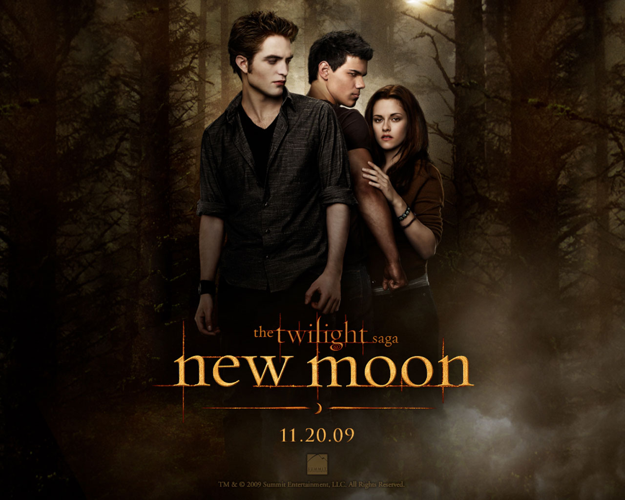 Twilight New Moon HD Wallpapers