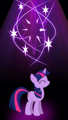 Twilight Sparkle Phone Wallpaper