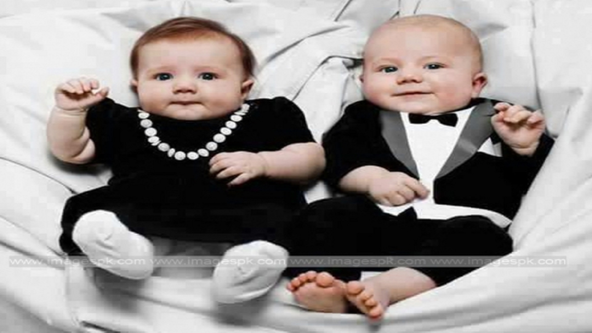 Twins Baby Boy Wallpapers