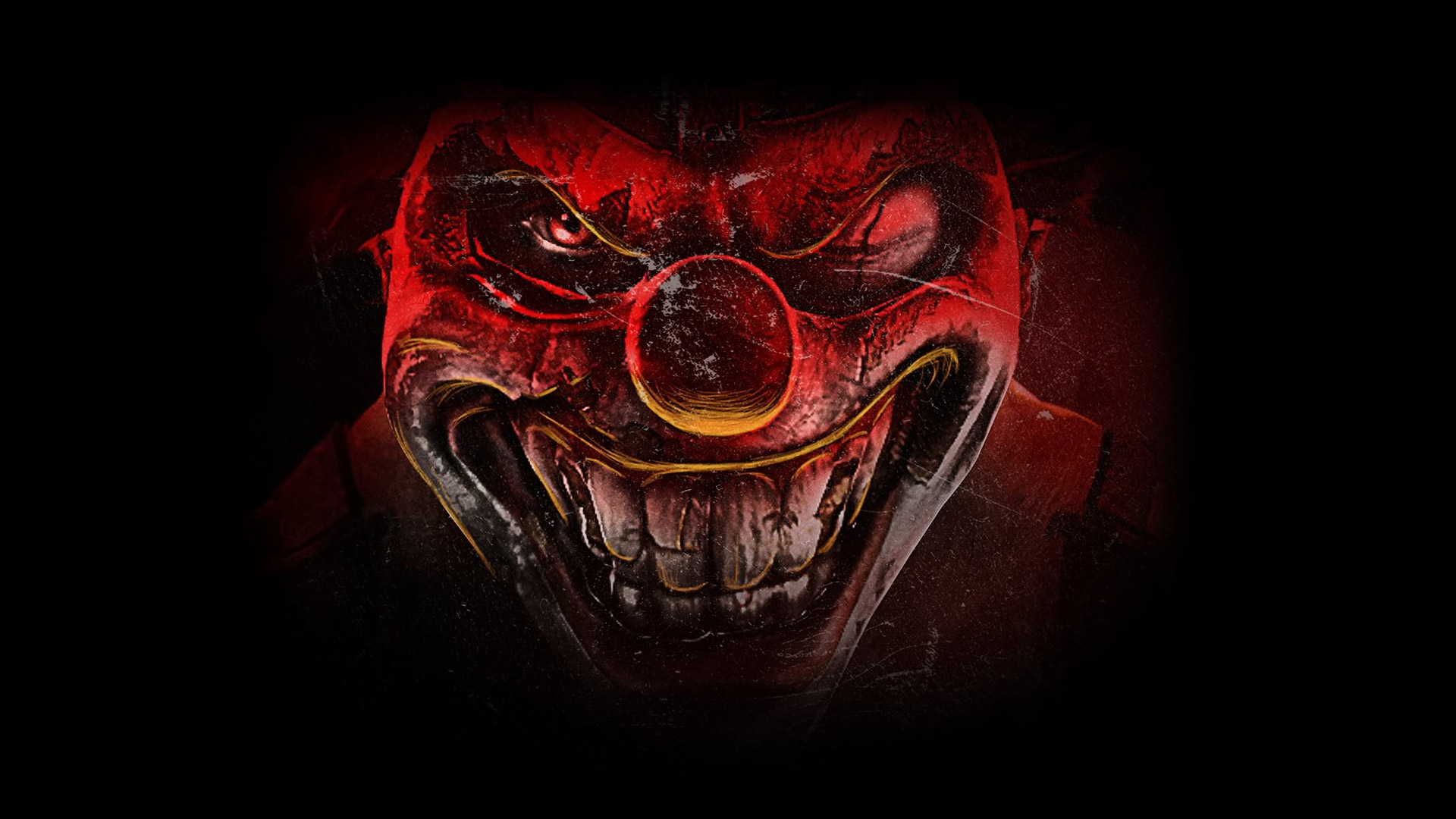 Twisted Metal Wallpaper