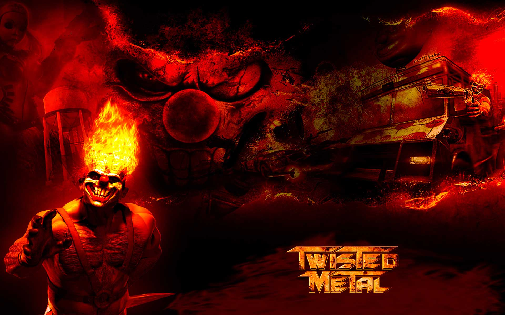 Twisted Wallpapers