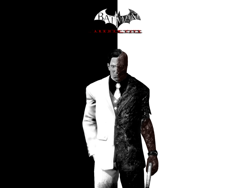 Two Face Wallpaper