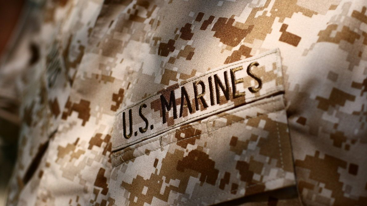 U.S Marines Wallpaper