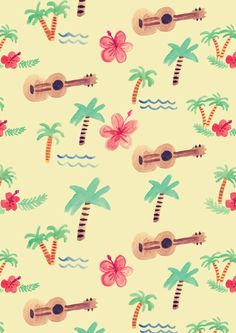 Ukulele Wallpaper