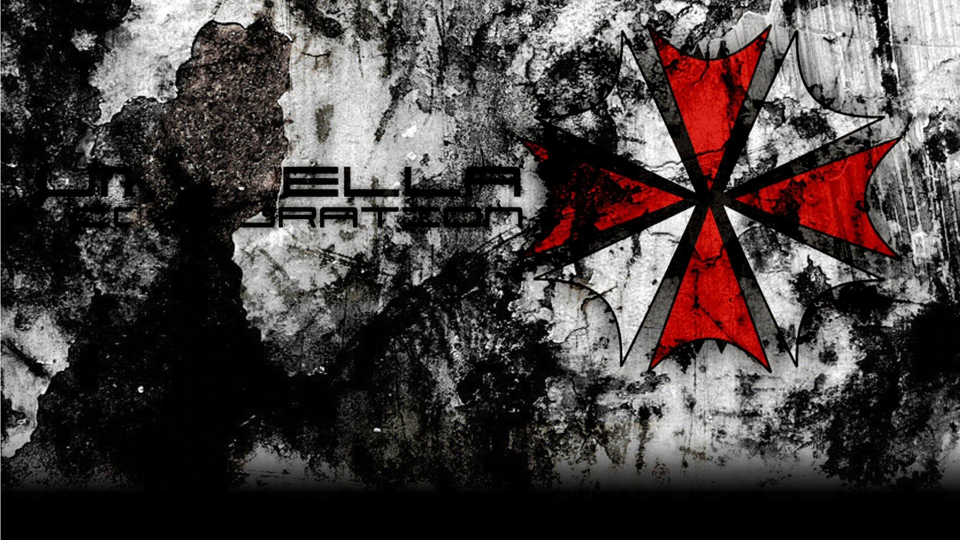 Umbrella Corp. Wallpaper