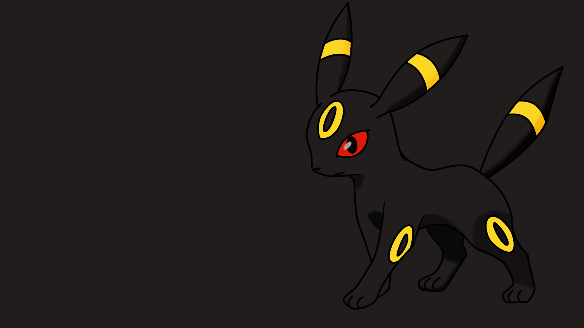 Umbreon wallpaper iphone