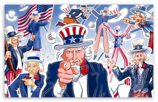 Uncle Sam Wallpaper