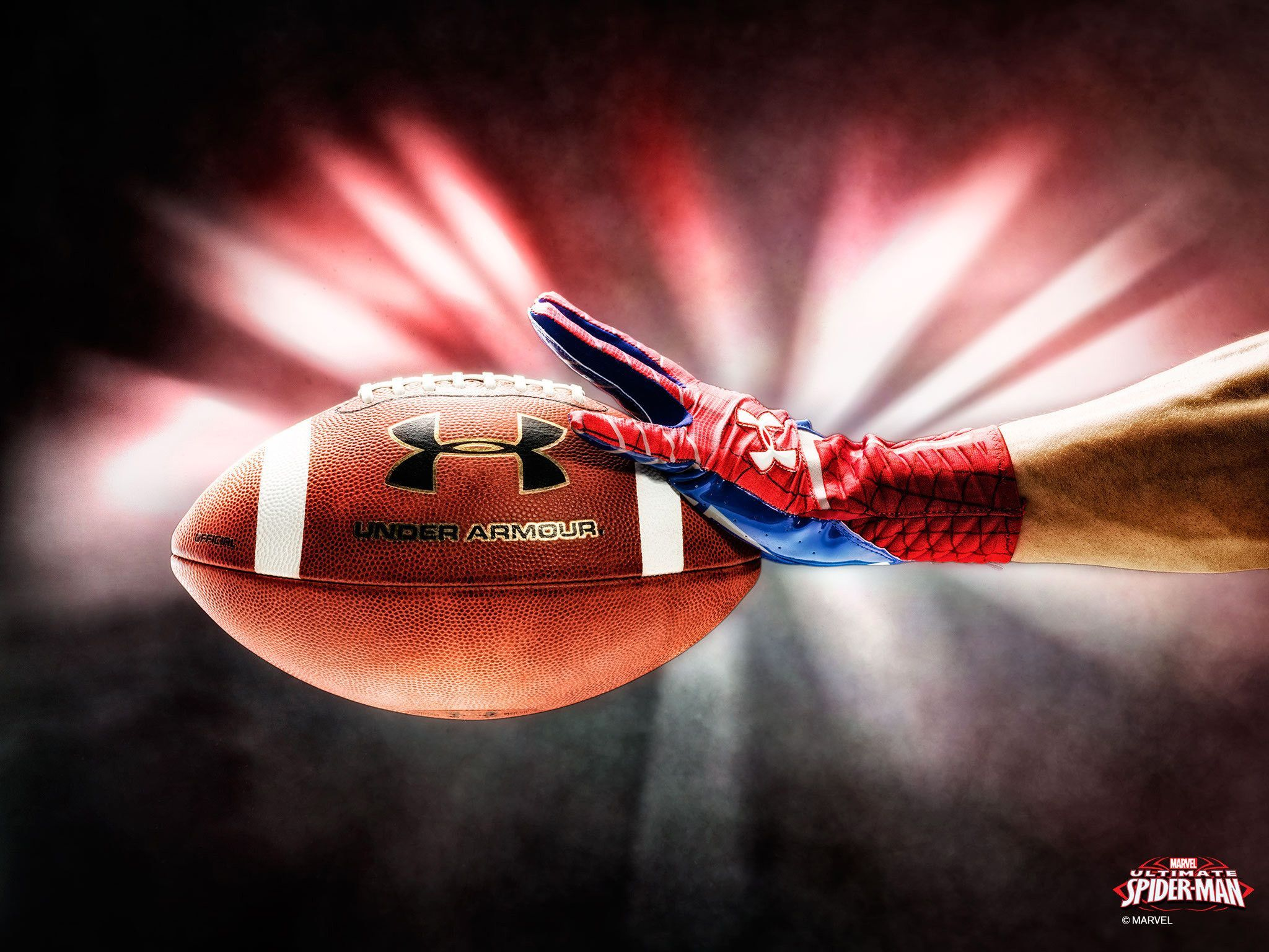 Under Armour Football Wallpaper