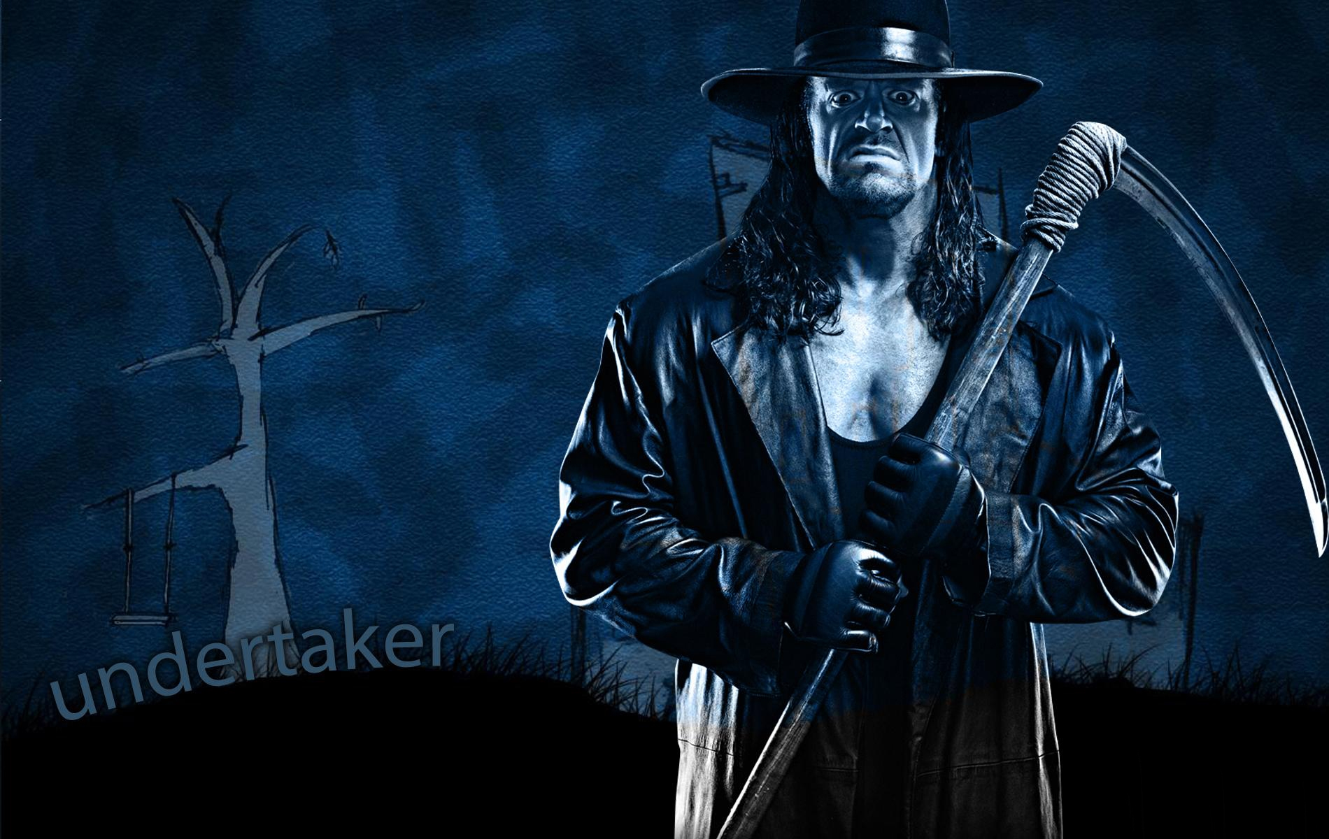 Undertaker Full HD Wallpaper