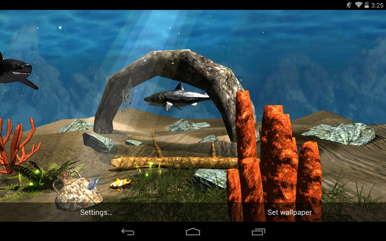 Download underwater live wallpaper for pc gallery - Live wallpaper for pc ...