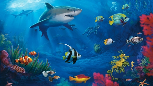 Underwater Live Wallpaper For Pc
