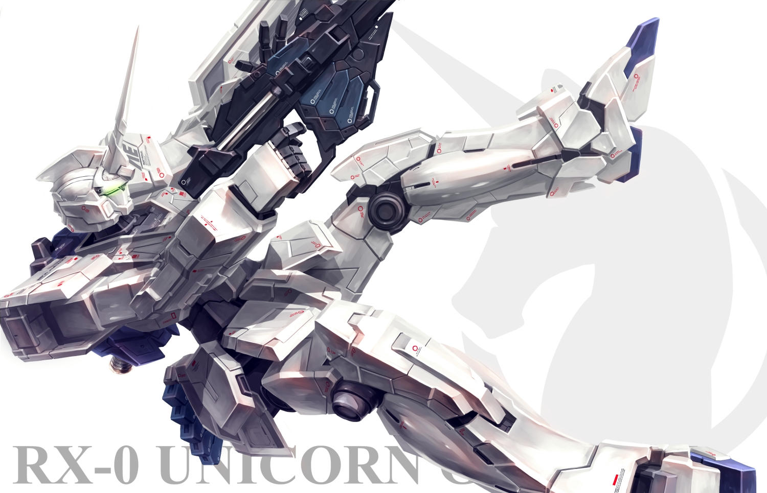 Unicorn Gundam Wallpaper