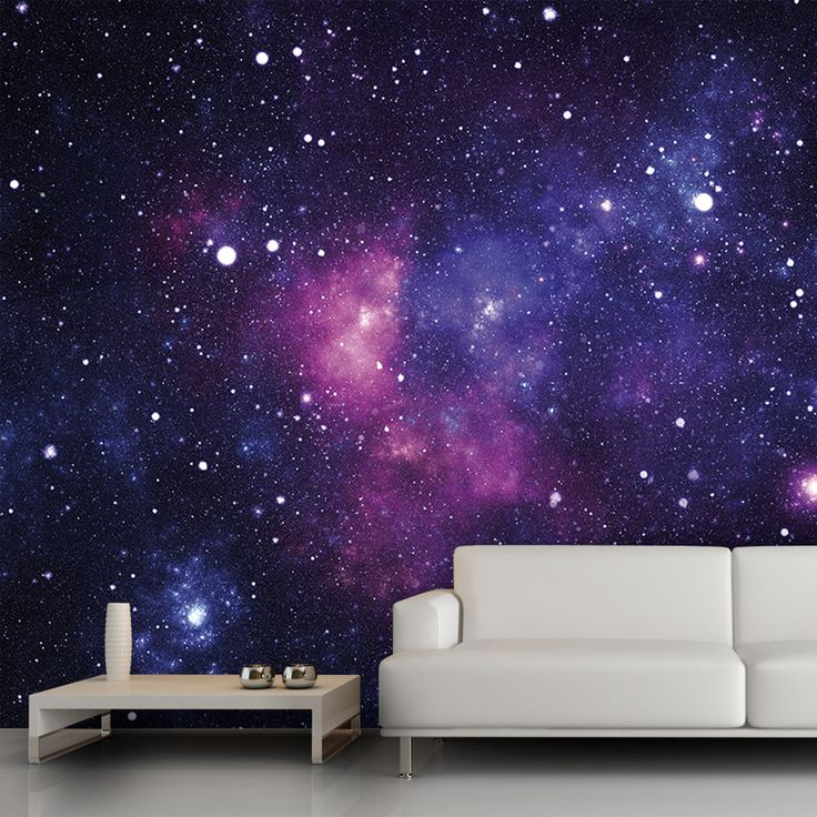Universe Wallpaper For Rooms