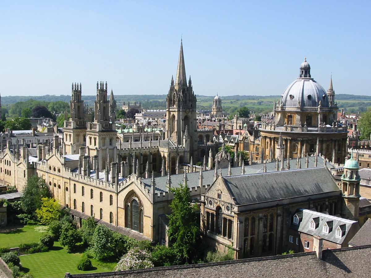 University Of Oxford Wallpaper