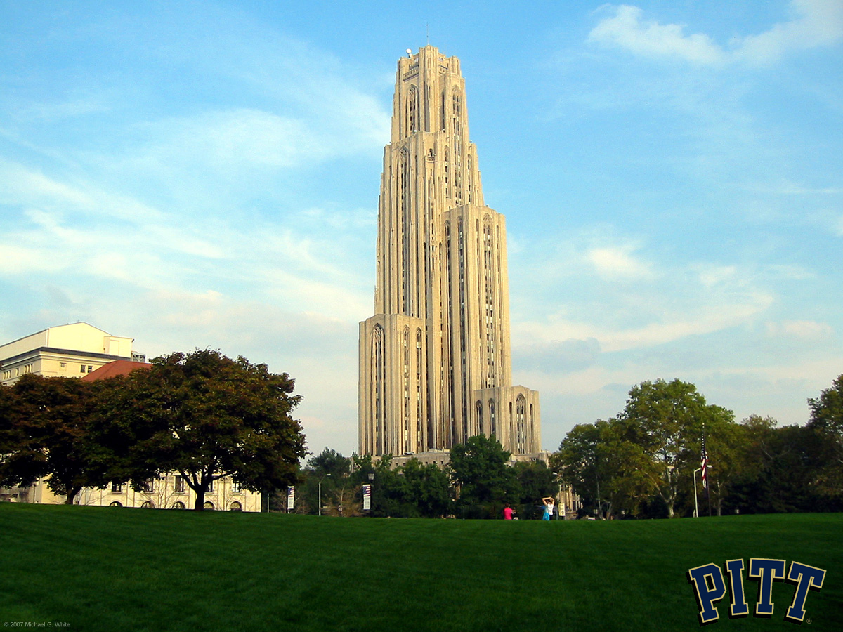 University Of Pittsburgh Wallpaper