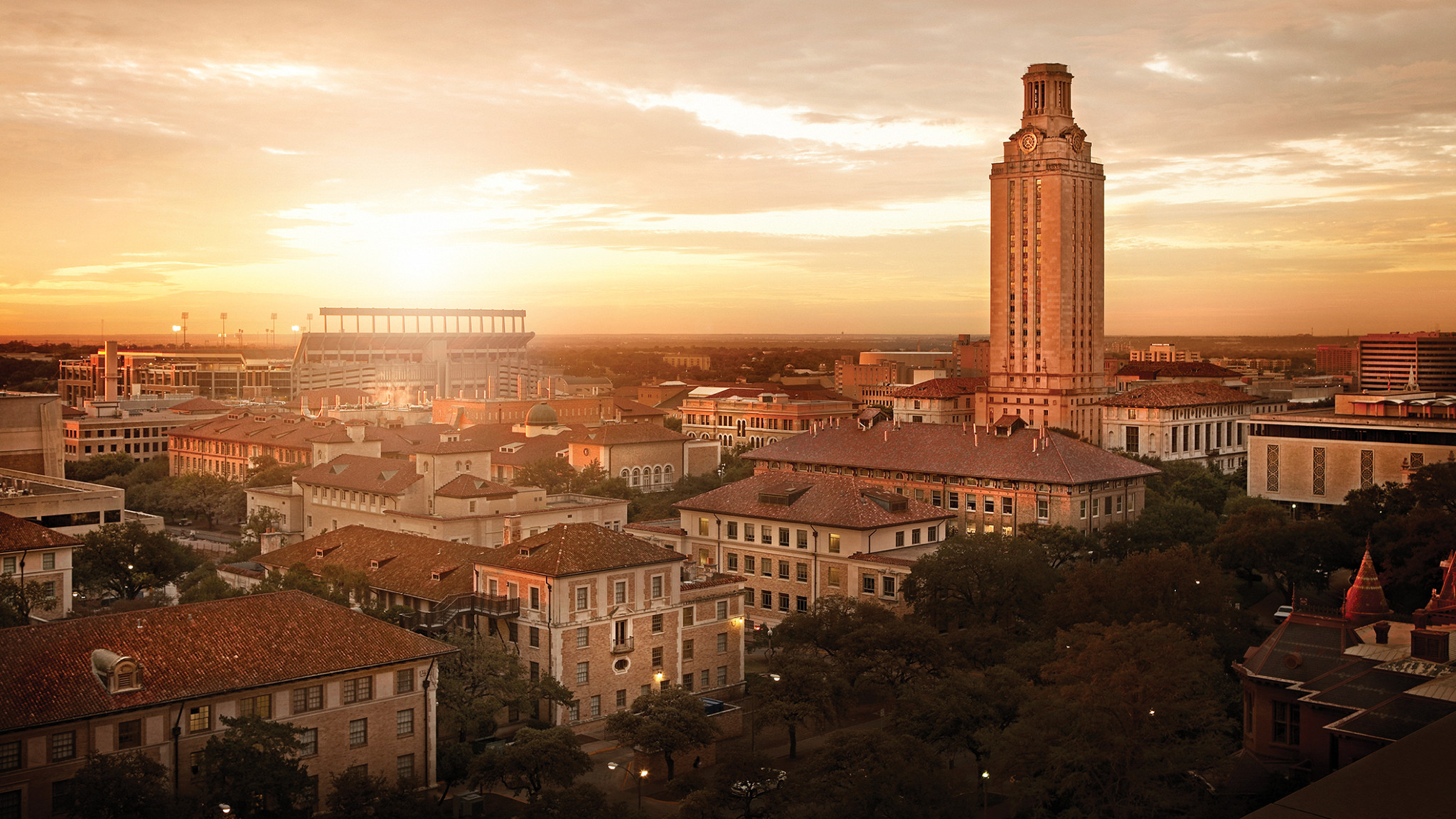 University Of Texas Wallpaper