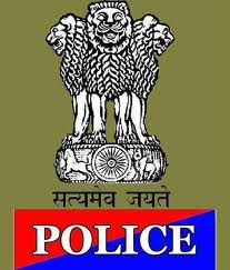 Up Police Logo Wallpaper
