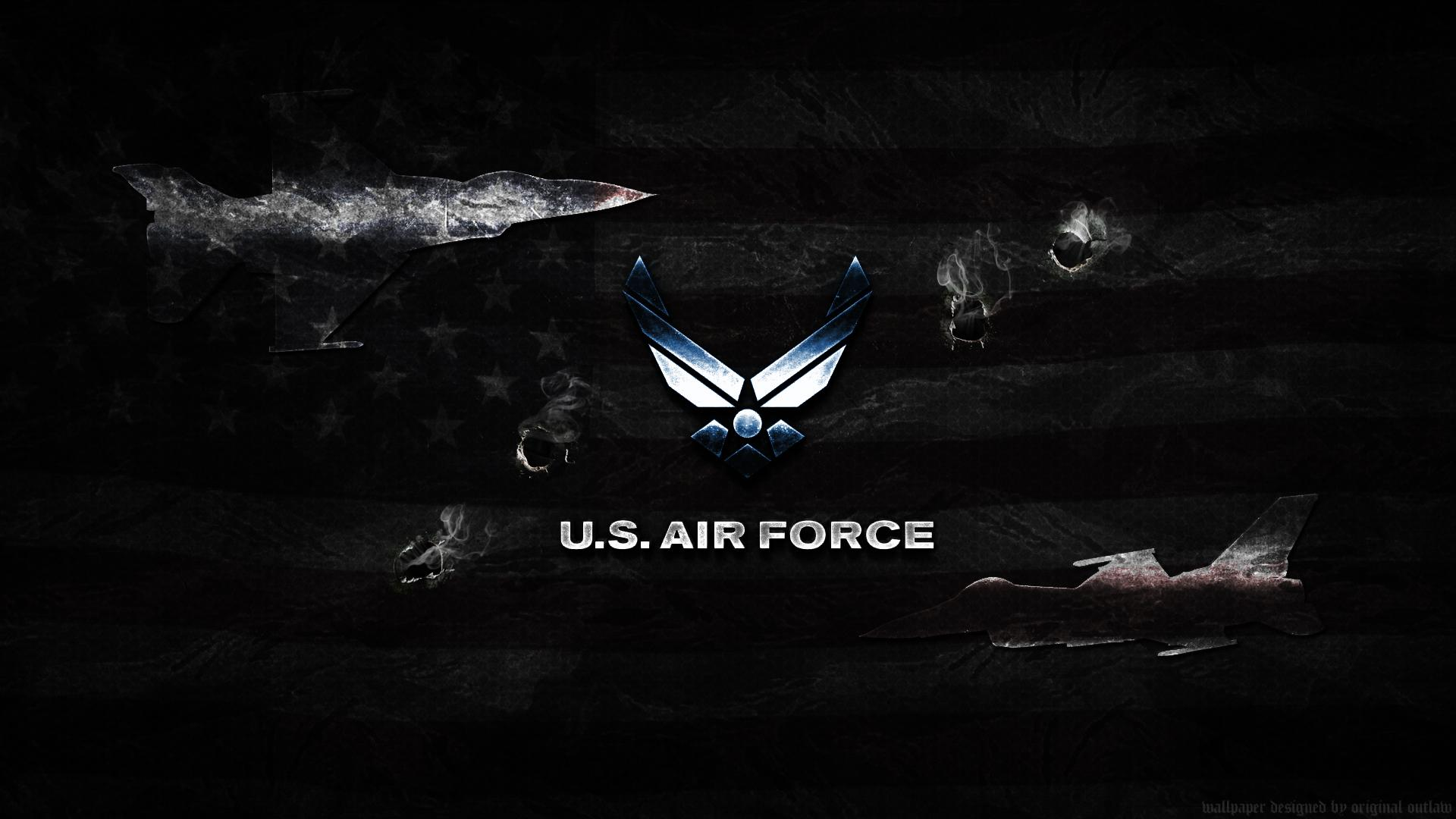 Us Air Force Desktop Wallpaper