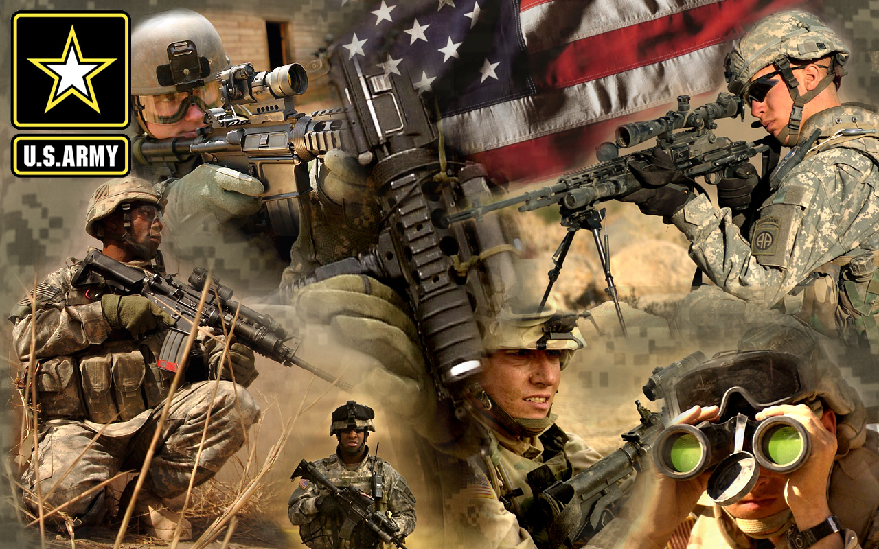 Us Army Infantry Wallpaper