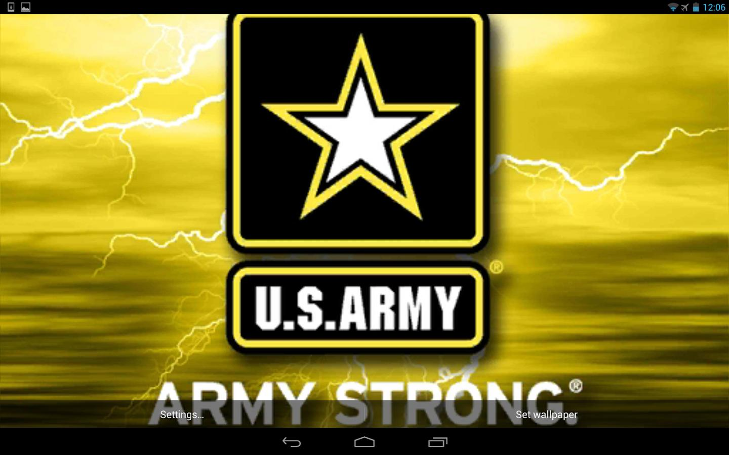 Download Us Army Logo Wallpaper Gallery