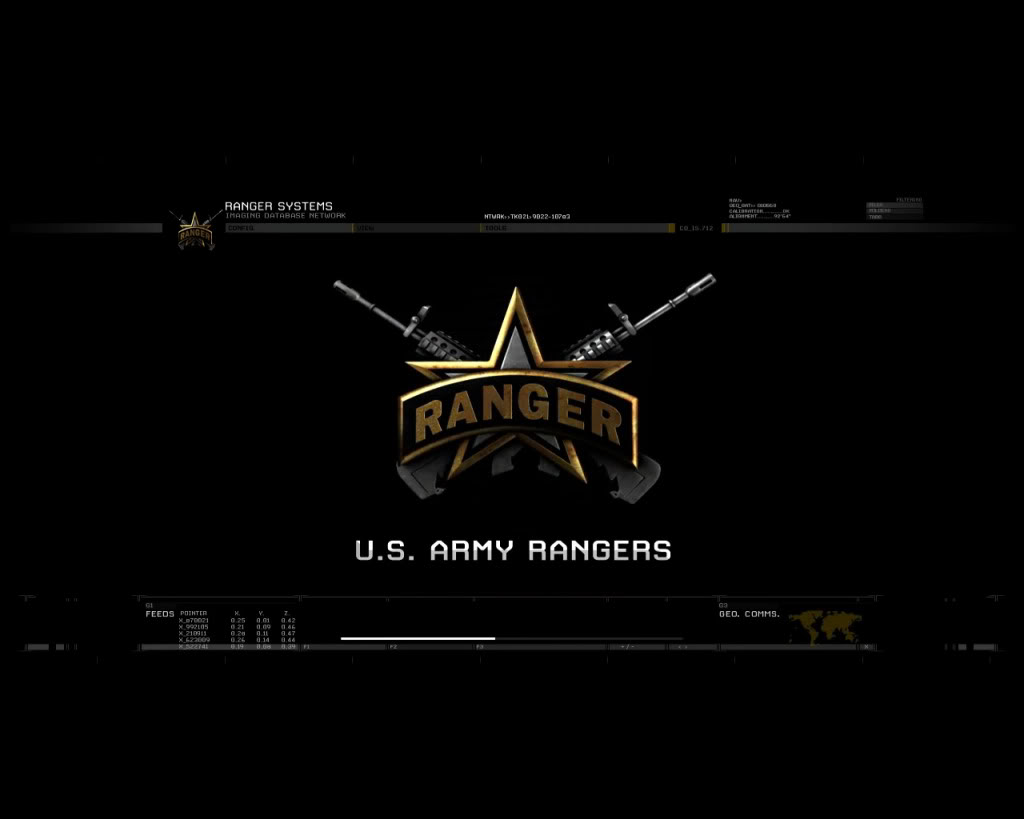 Us Army Rangers Wallpaper