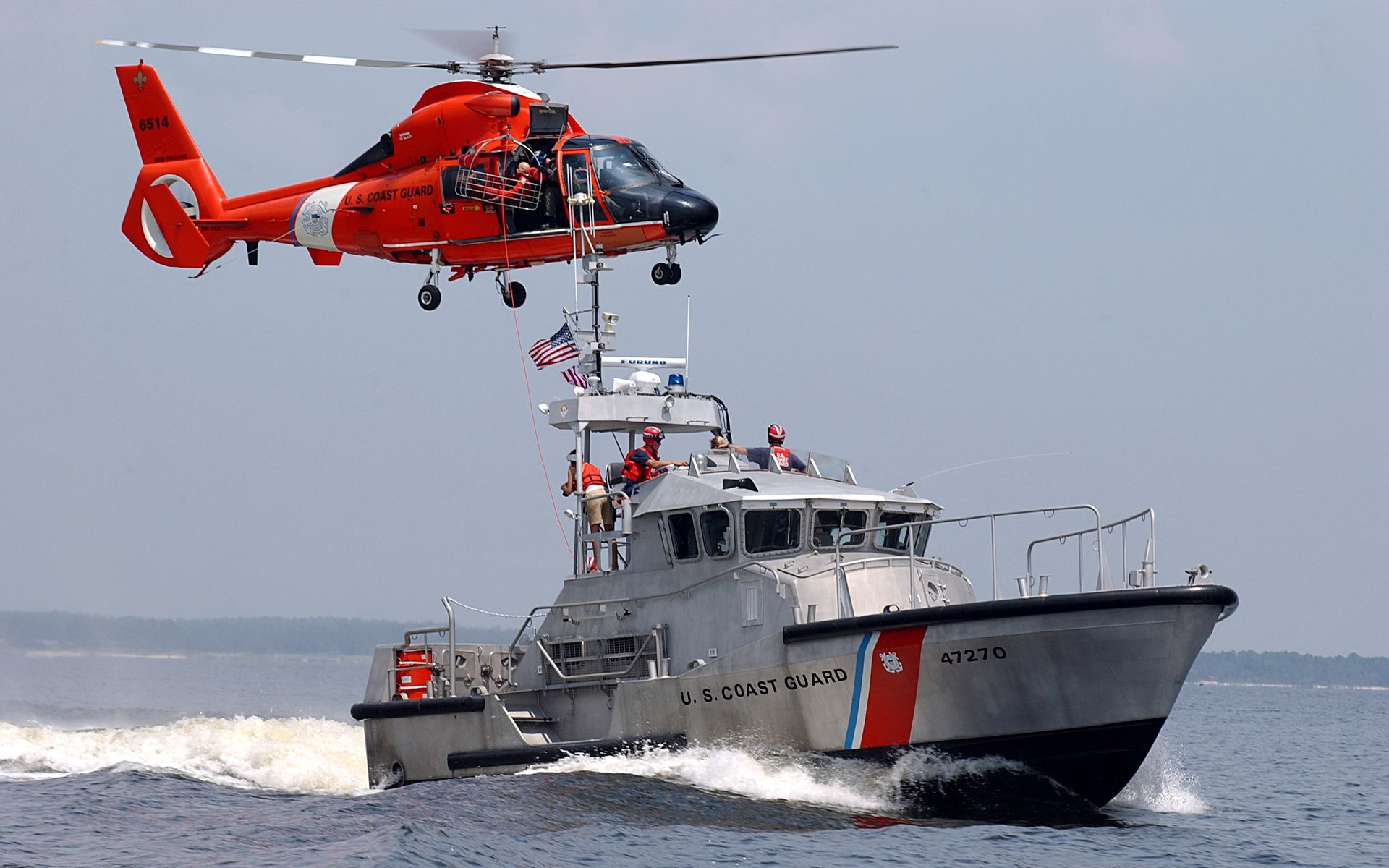 Us Coast Guard Wallpaper
