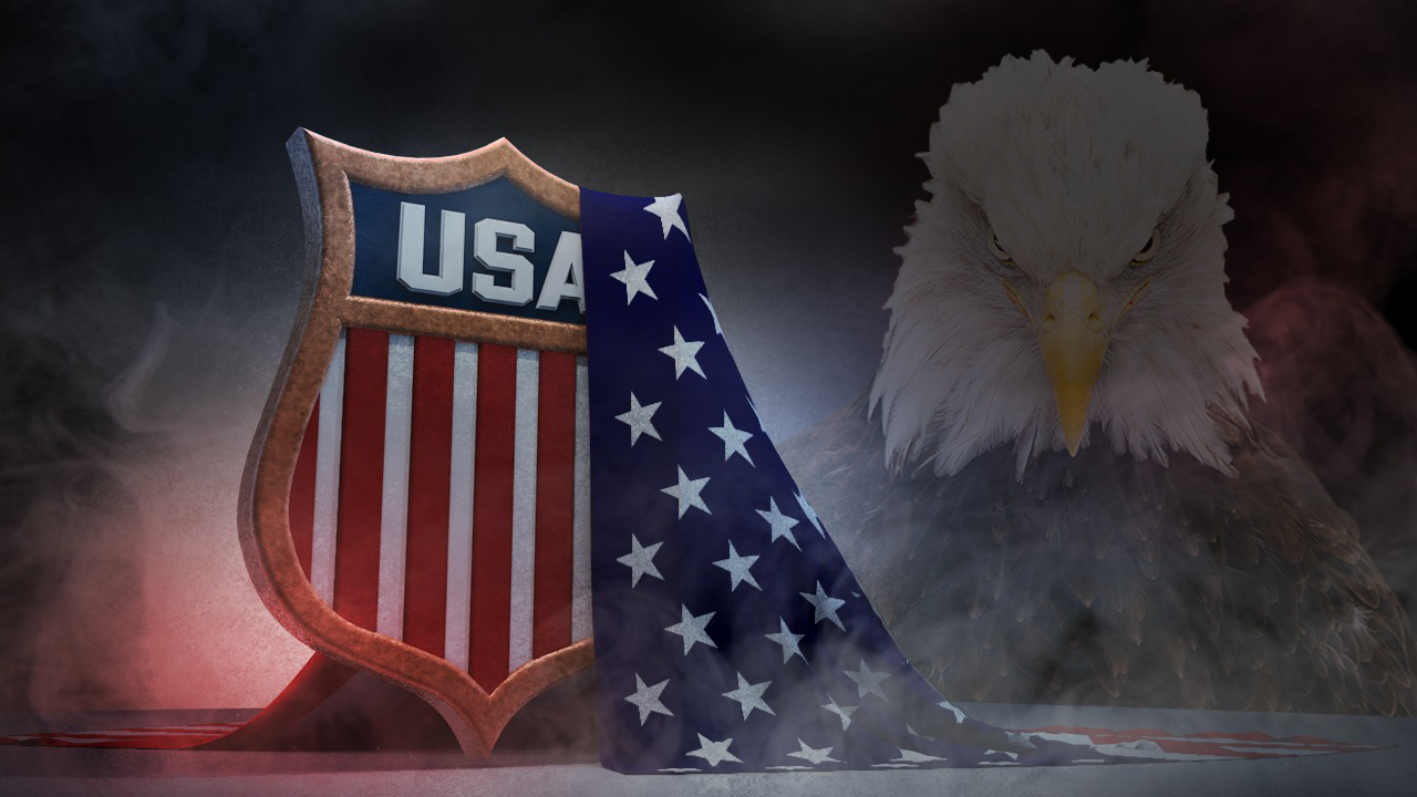 Usa Hockey Wallpaper