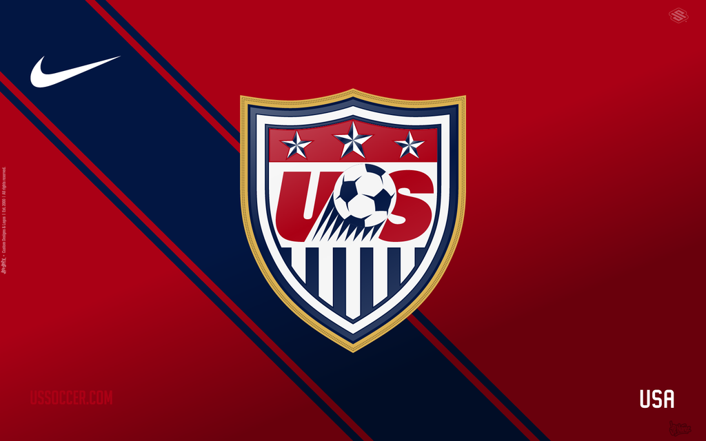 Usa Soccer Logo Wallpaper