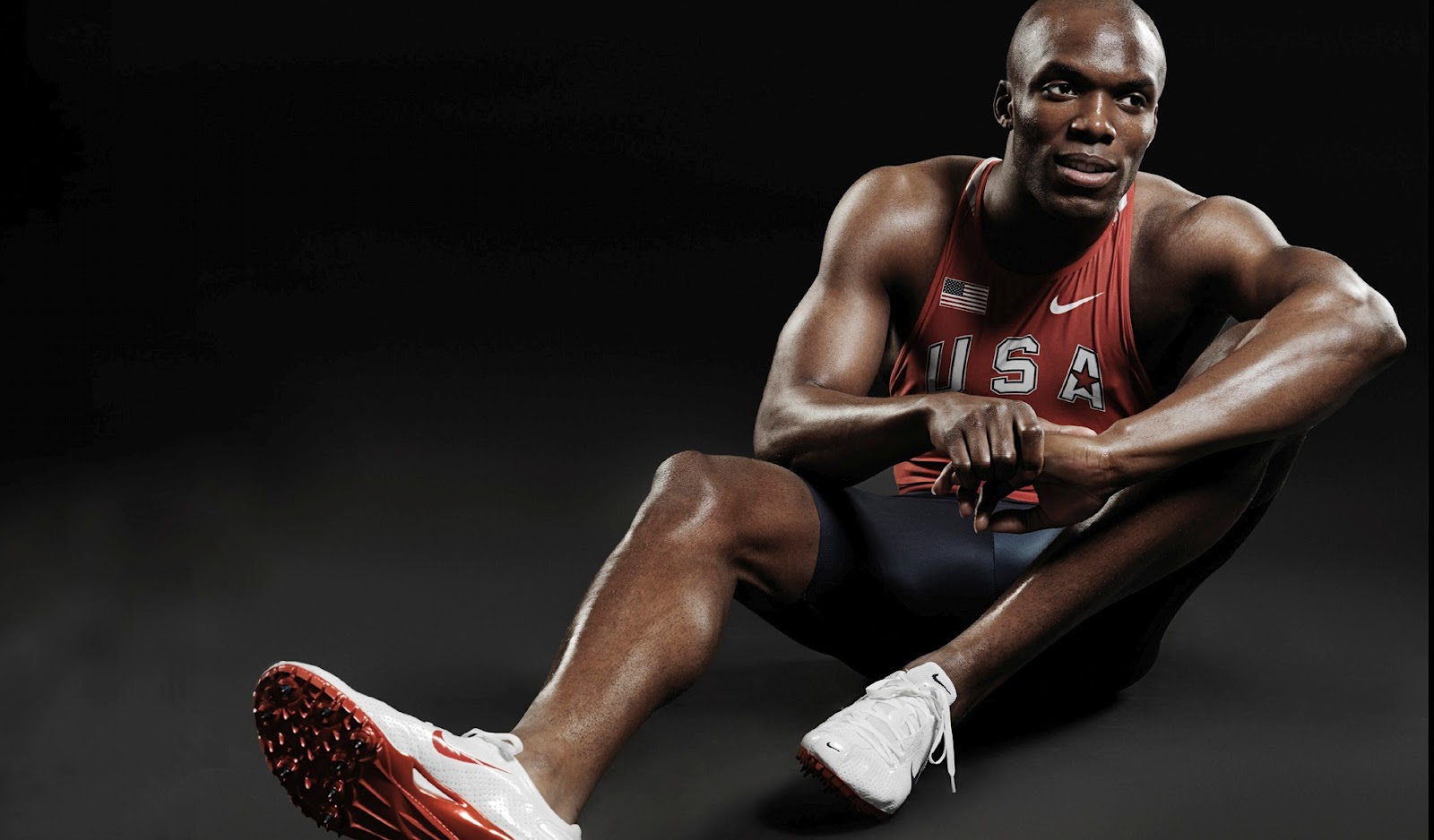 Usa Track And Field Wallpaper