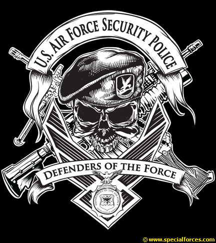 Usaf Security Forces Wallpaper