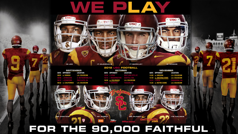 Usc Football Wallpapers