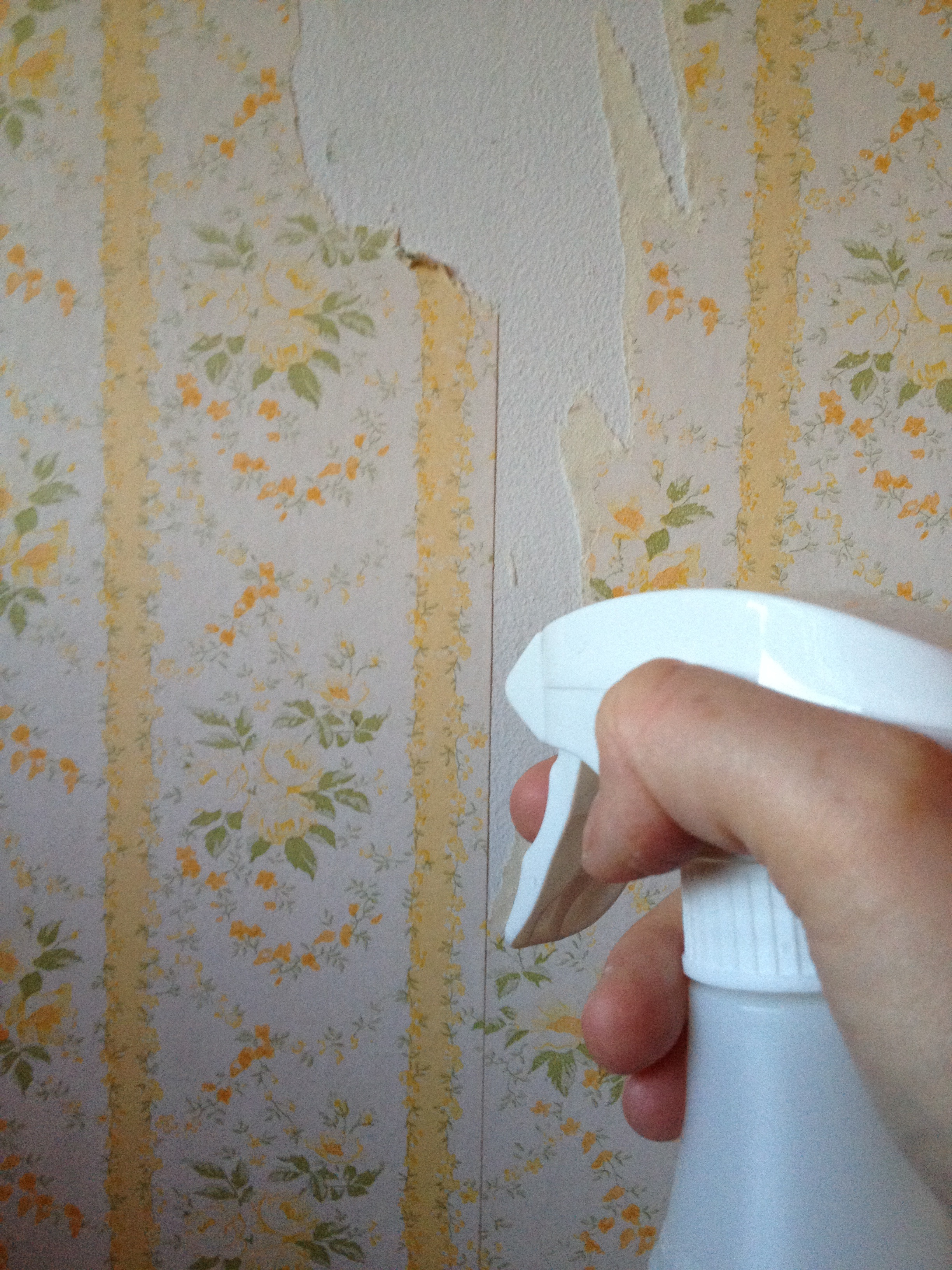 Using Vinegar To Remove Wallpaper