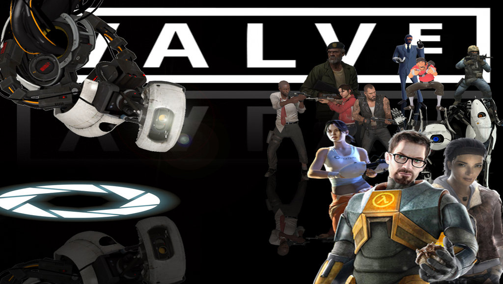 Valve Games Wallpaper