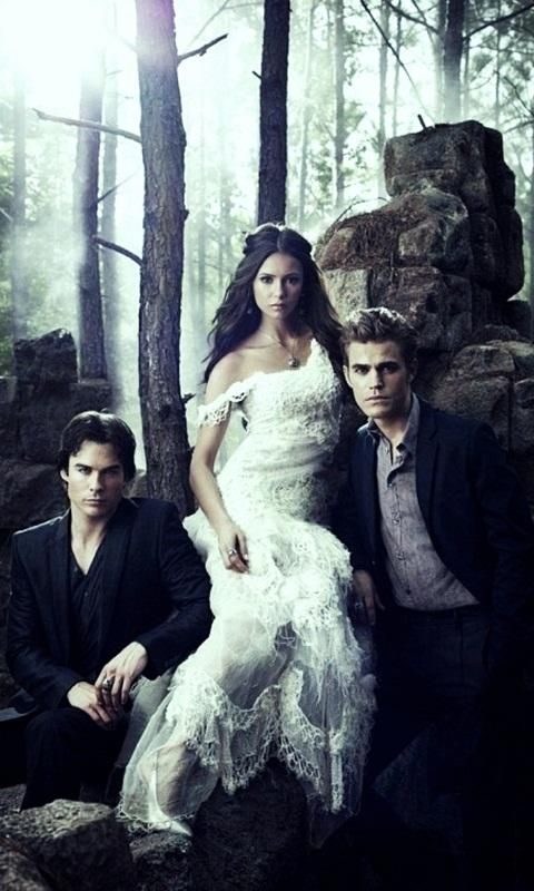 Vampire Diaries Live Wallpaper