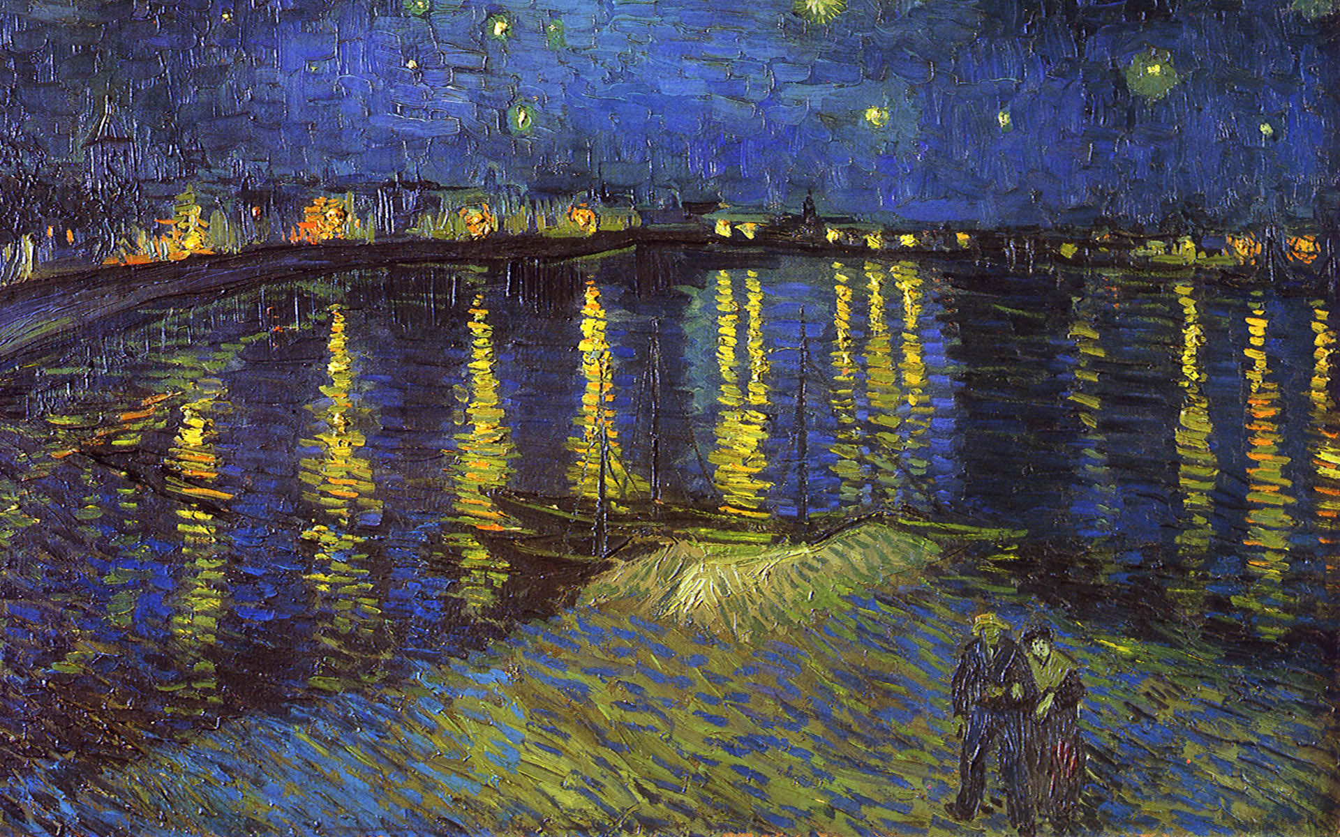 Van Gough Wallpapers