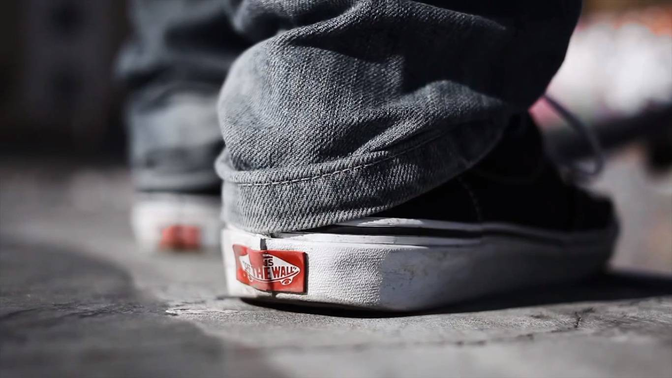 Vans Shoe Wallpaper