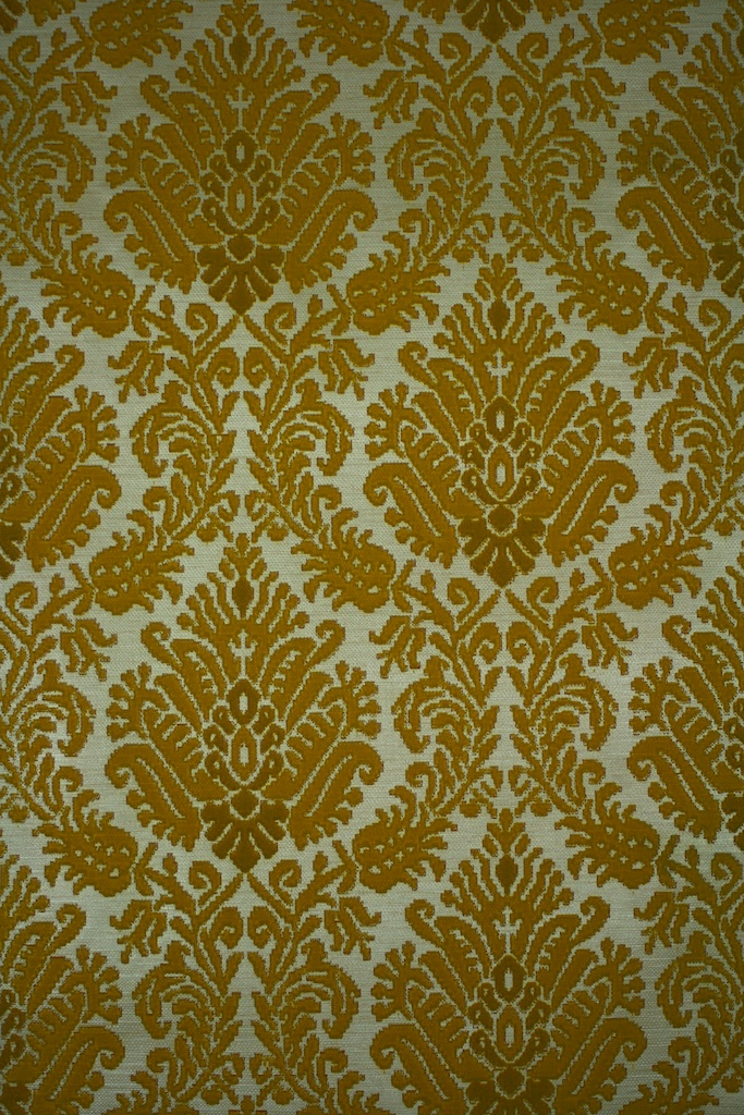 Velvet Flocked Wallpaper