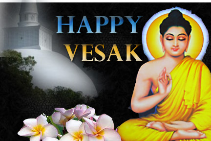 Vesak Day Wallpaper
