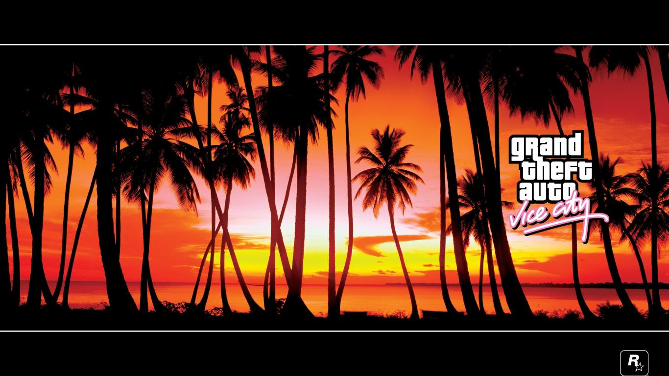 Vice City Wallpaper