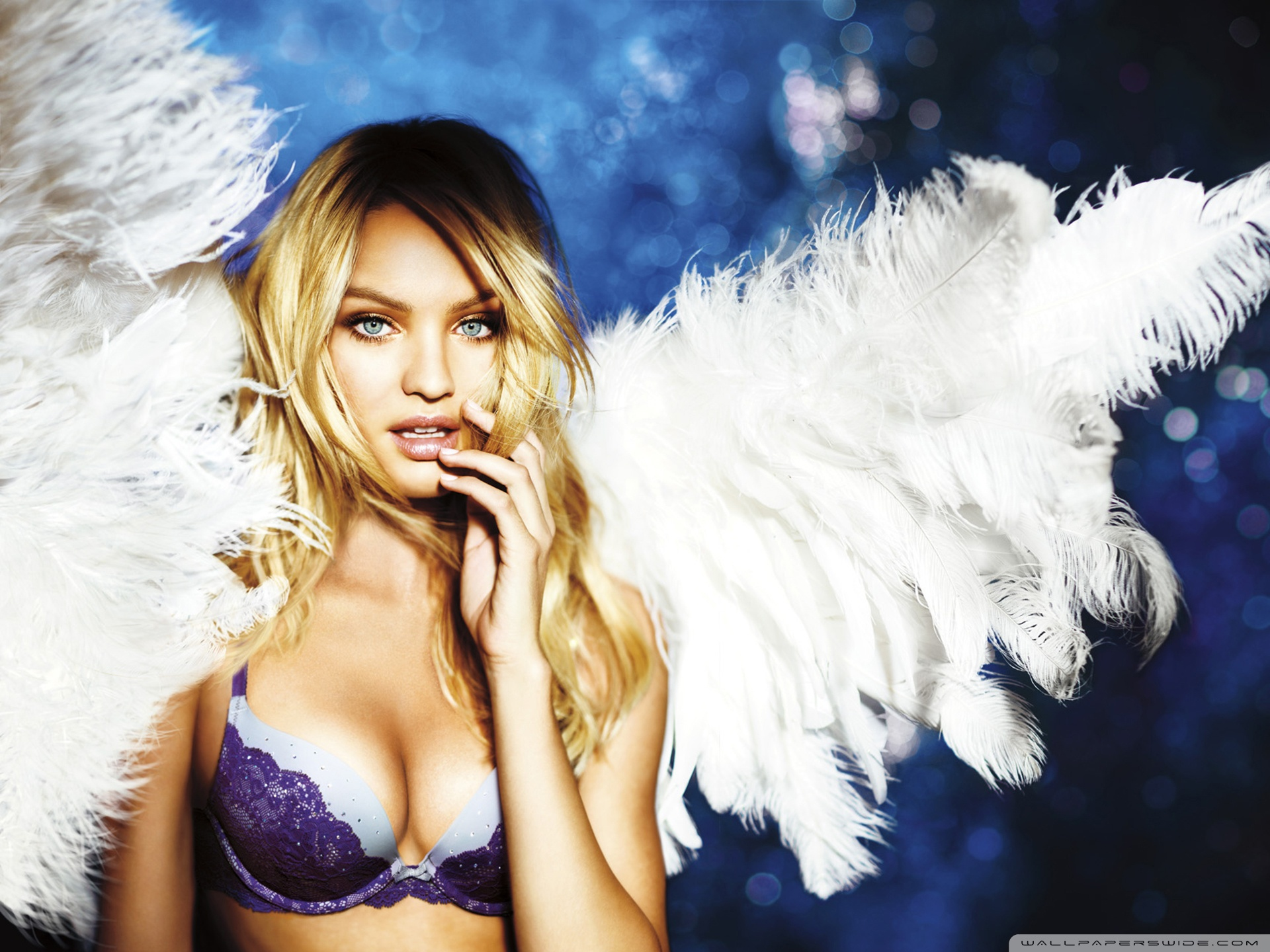 Victoria Secret Angels Wallpaper
