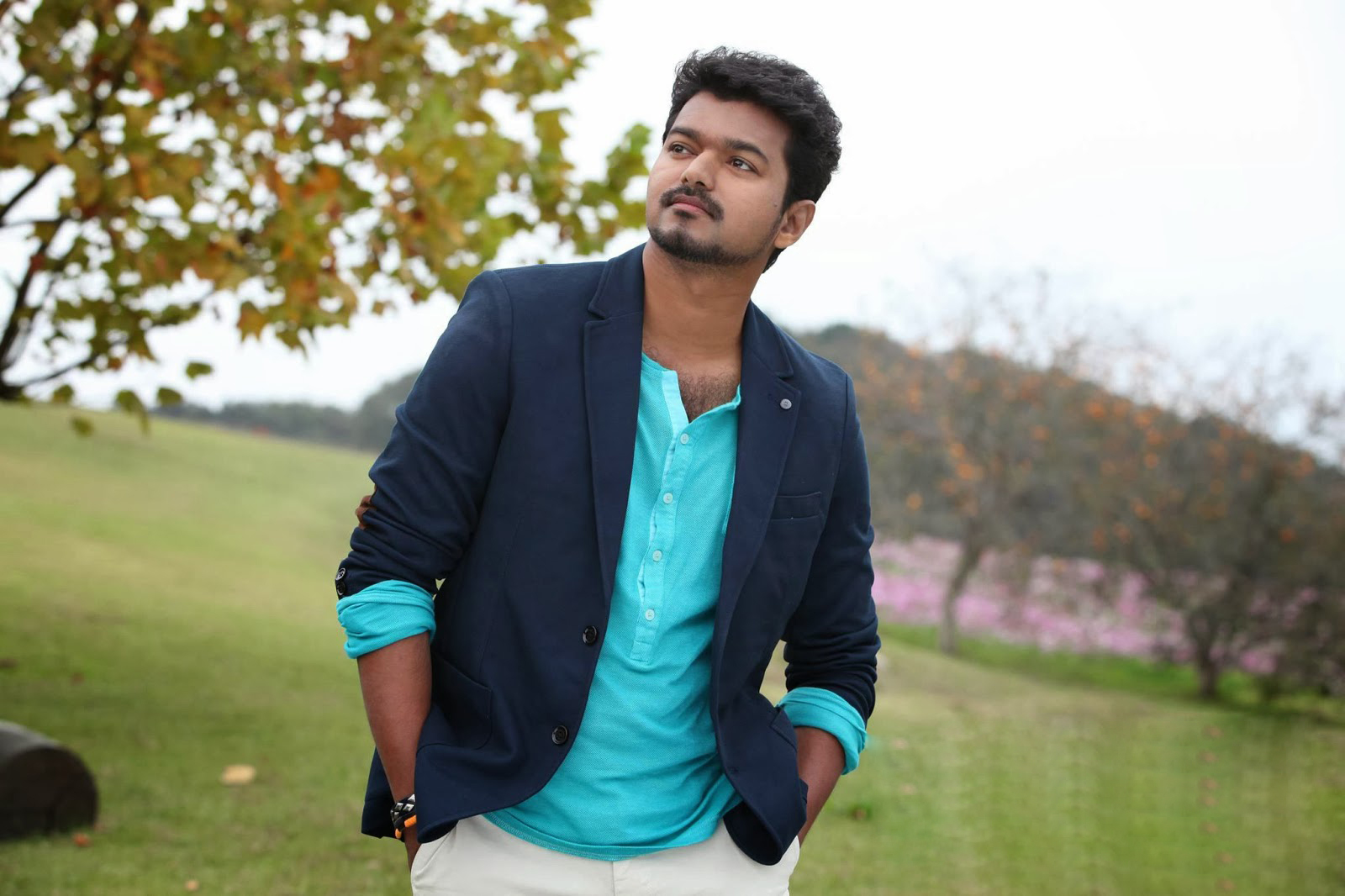 Vijay New HD Wallpapers