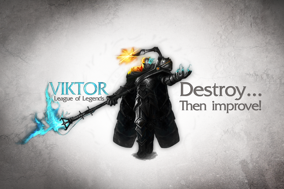 Viktor Wallpaper