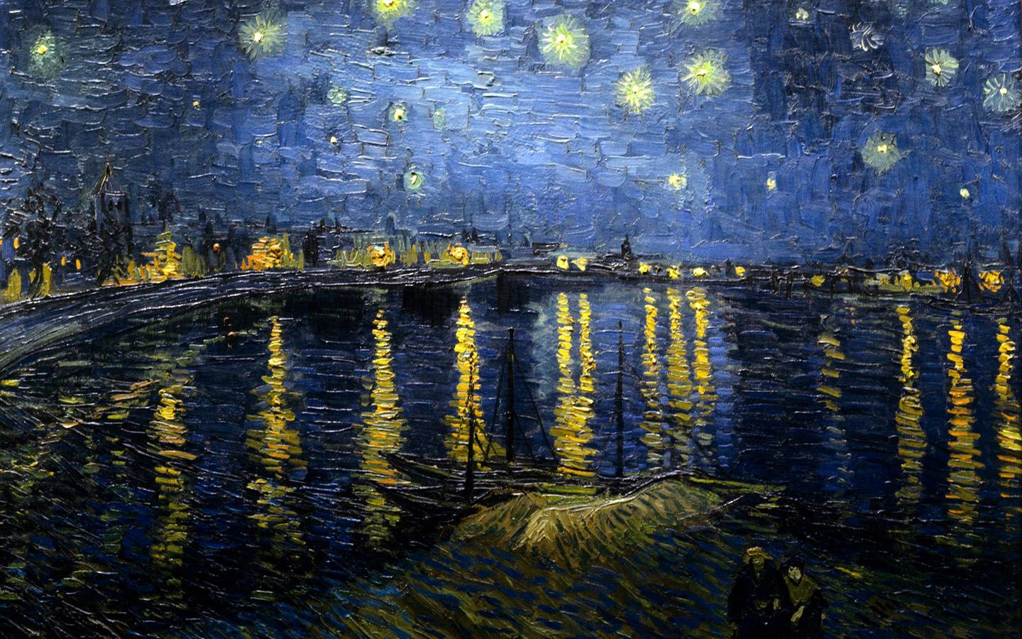 Vincent Van Gogh Wallpaper