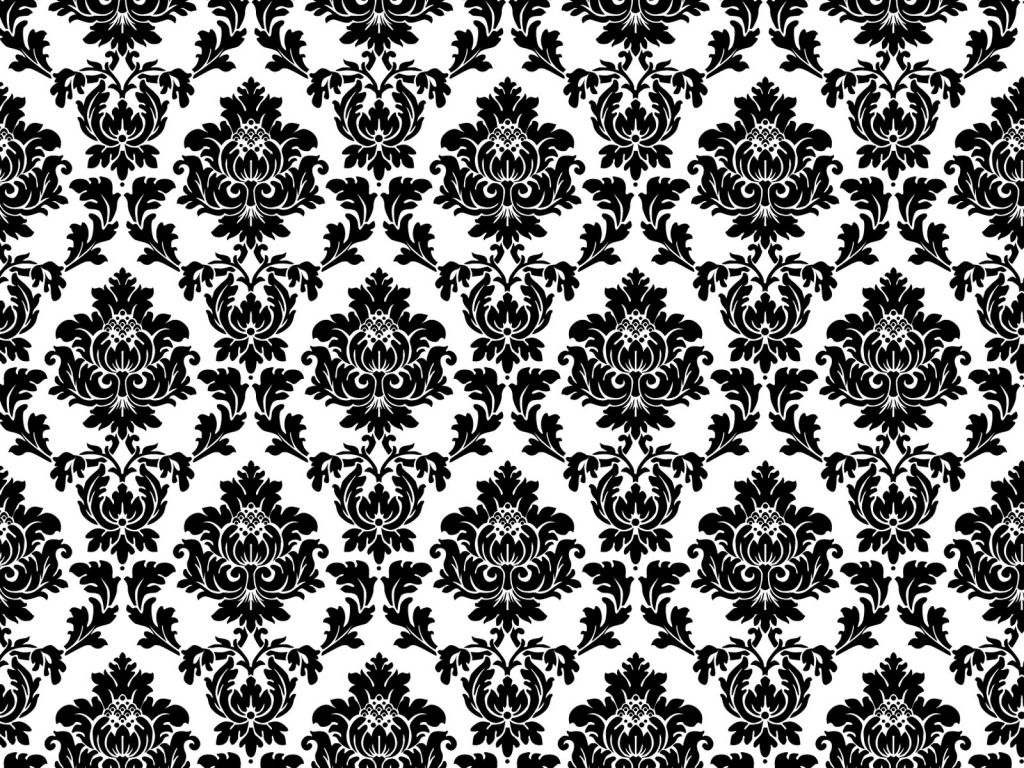 Vintage Black And White Wallpaper