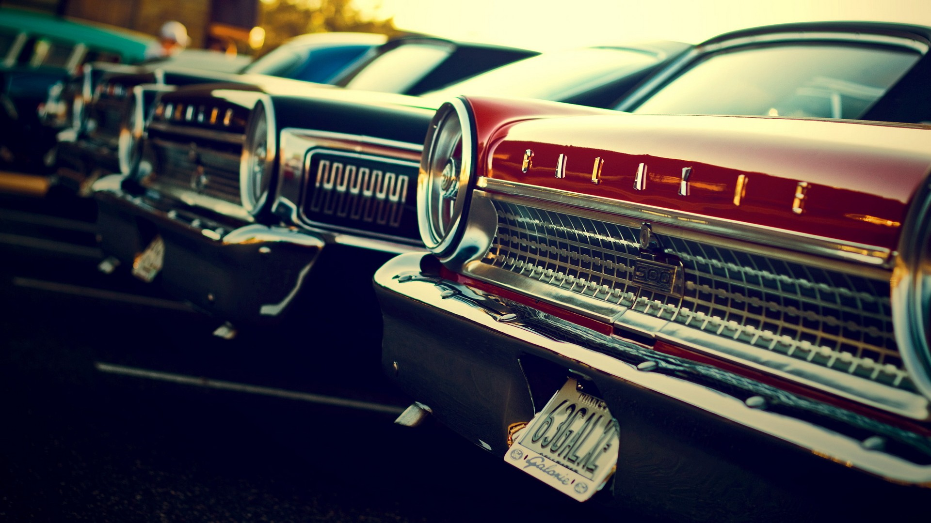 Vintage Cars HD Wallpapers