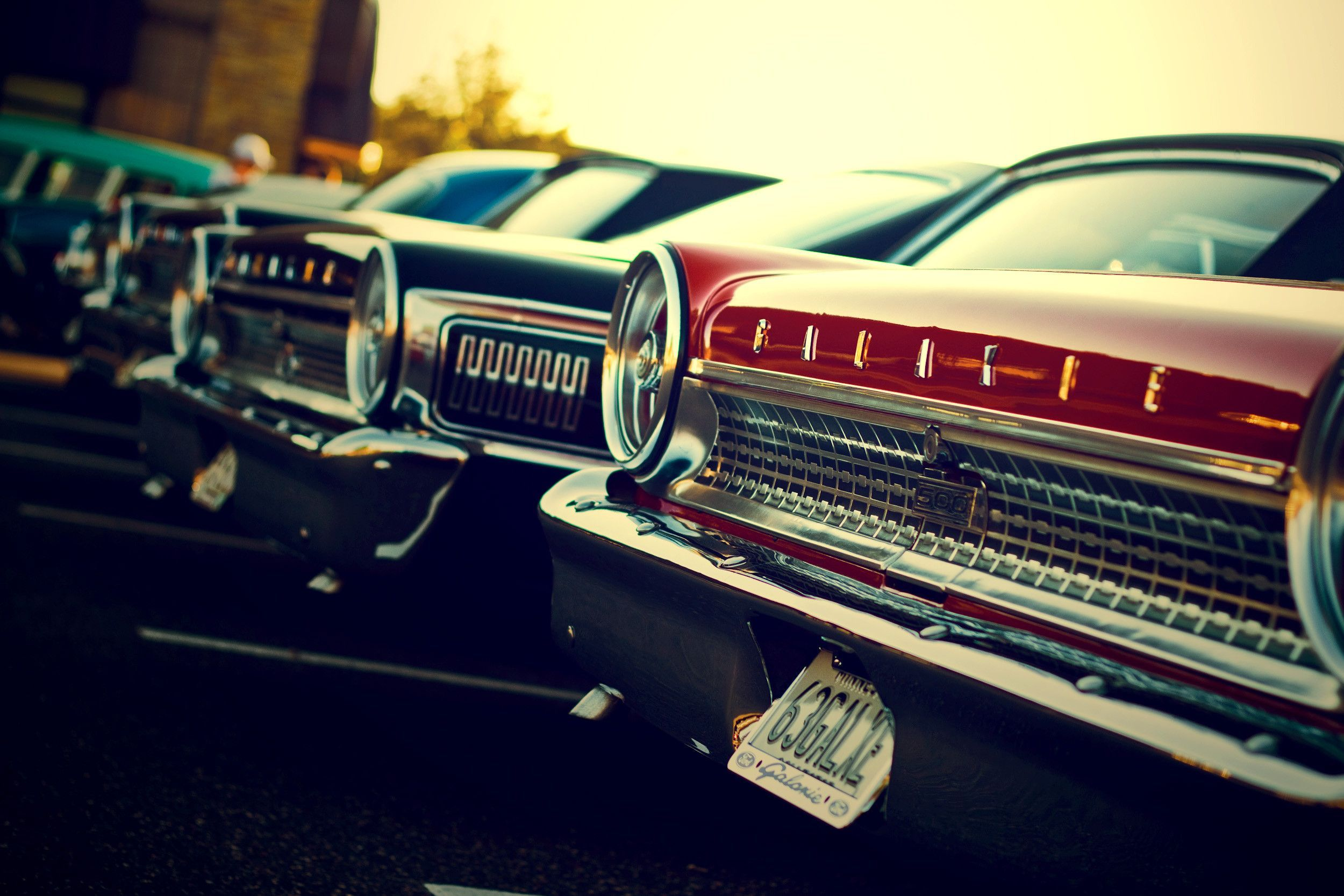 Vintage Cars Wallpapers