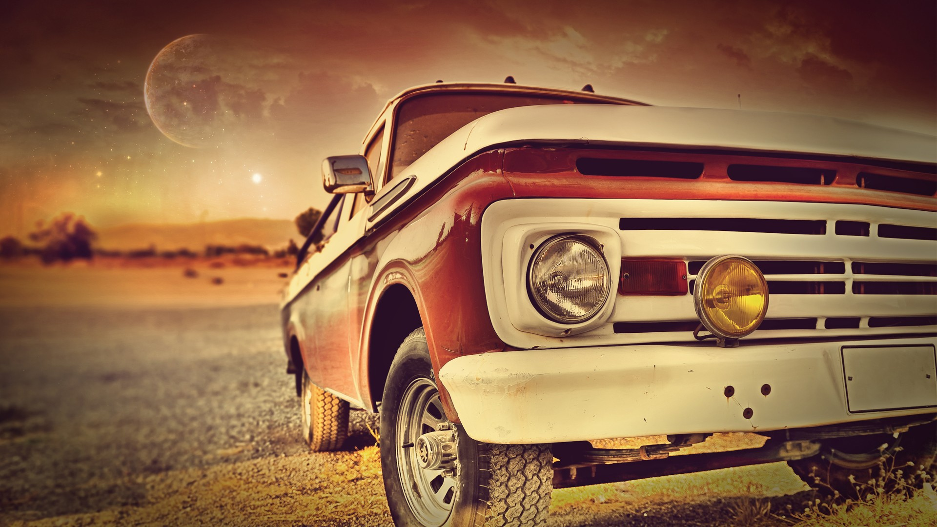 Vintage Cars Wallpapers HD