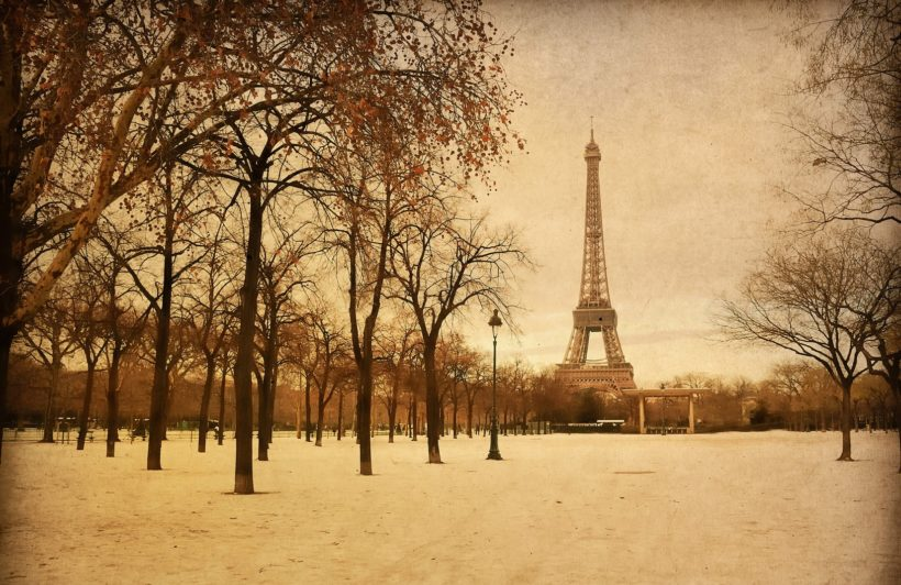 Download Vintage Paris Wallpaper Gallery