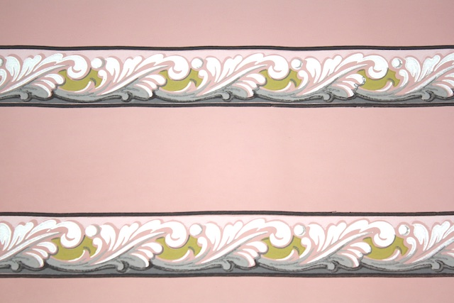 Download vintage wallpaper border designs gallery for Wallpaper trim