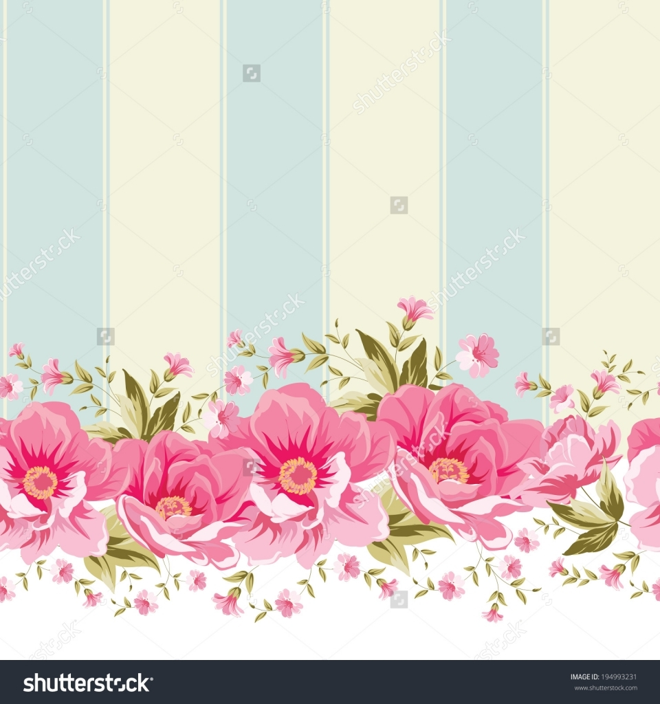 Vintage Wallpaper Border Designs
